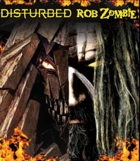 rob zombie meet and greet tickets